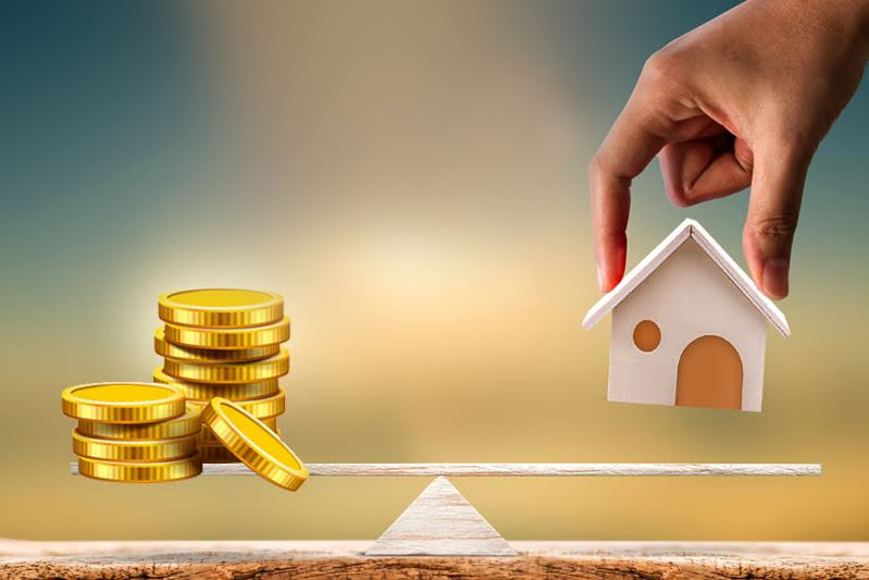 Can lenders ask for more collateral if realty prices fall?