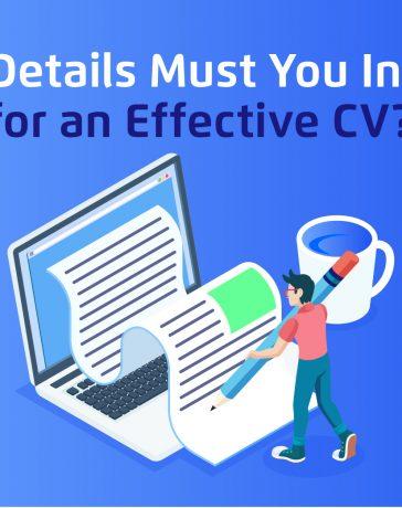 Top Tips to Write a Good CV